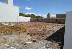 Foto de terreno habitacional en venta en elbruz , residencial el refugio, querétaro, querétaro, 17846241 No. 01