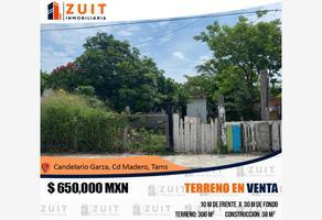 Foto de casa en venta en emiliano zapata 908, candelario garza, ciudad madero, tamaulipas, 15814652 No. 01