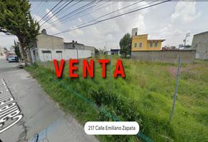 Foto de terreno habitacional en venta en emiliano zapata , san juan buenavista, toluca, méxico, 0 No. 01