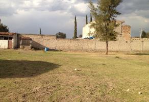 Foto de terreno habitacional en venta en emiliano zapata , santa cruz del valle, tlajomulco de zúñiga, jalisco, 4383866 No. 01