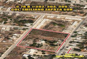 Foto de terreno habitacional en venta en  , emiliano zapata sur iii, mérida, yucatán, 14854400 No. 01