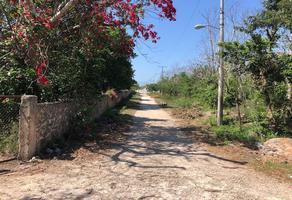 Foto de terreno habitacional en venta en  , emiliano zapata sur iii, mérida, yucatán, 0 No. 01