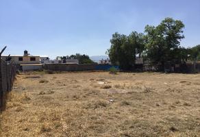 Foto de terreno habitacional en venta en empacadora , la concepción jolalpan, tepetlaoxtoc, méxico, 14723586 No. 01