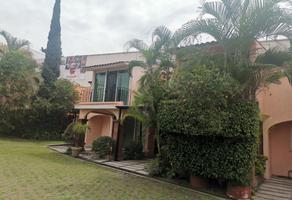 Foto de casa en renta en  , empleado postal, cuautla, morelos, 16076271 No. 01