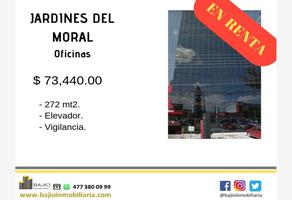 Foto de oficina en renta en en la mejor zona comercial de león ., jardines del moral, león, guanajuato, 13272319 No. 01