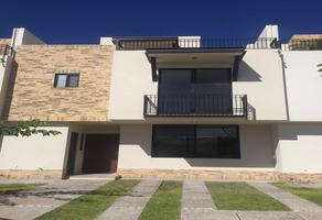 Foto de casa en venta en encanto , el refugio, cadereyta de montes, querétaro, 7648853 No. 01