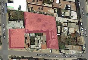 Foto de terreno habitacional en venta en encarnacion de la paz 3, canal 58, san pedro tlaquepaque, jalisco, 13540197 No. 01