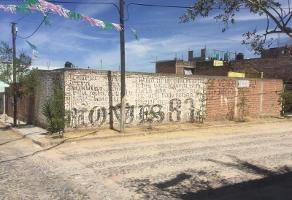 Foto de terreno habitacional en venta en encarnacion de la paz 3a, canal 58, san pedro tlaquepaque, jalisco, 0 No. 01