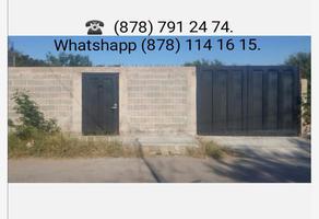 Foto de terreno habitacional en venta en encino 505, guillen, piedras negras, coahuila de zaragoza, 18890225 No. 01