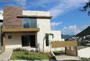 Foto de casa en venta en encino blanco , valle de bosquencinos 1era. etapa, monterrey, nuevo león, 10873835 No. 01