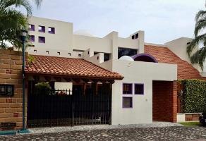 Foto de casa en venta en encino , kloster sumiya, jiutepec, morelos, 0 No. 01