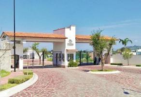 Foto de terreno habitacional en venta en encino , residencial el parque, el marqués, querétaro, 0 No. 01