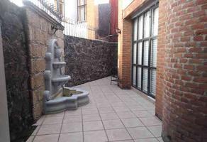 Foto de casa en renta en encinos , miguel hidalgo 4a sección, tlalpan, df / cdmx, 8987134 No. 01