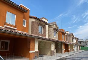 Foto de casa en venta en  , encinos residencial, apodaca, nuevo león, 15035855 No. 01