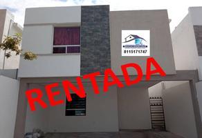 Foto de casa en renta en  , encinos residencial, apodaca, nuevo león, 0 No. 01