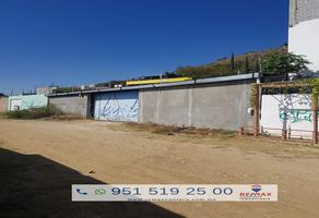 Foto de bodega en venta en enrique rebsamen , del maestro, oaxaca de juárez, oaxaca, 10250647 No. 01