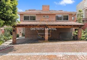 Foto de casa en renta en enrique rivero borrel , santa fe la loma, álvaro obregón, df / cdmx, 17964963 No. 01