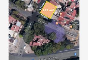 Foto de terreno habitacional en venta en ensenada 00, hipódromo, cuauhtémoc, df / cdmx, 11425634 No. 01