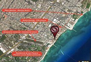 Foto de terreno comercial en venta en entre la 5ta avenida y la playa , playa del carmen centro, solidaridad, quintana roo, 0 No. 01