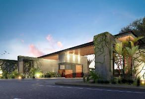 Foto de terreno habitacional en venta en entre parques , cholul, mérida, yucatán, 0 No. 01