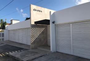 Foto de departamento en renta en es calle 14 , san antonio cinta iii, mérida, yucatán, 13567959 No. 01