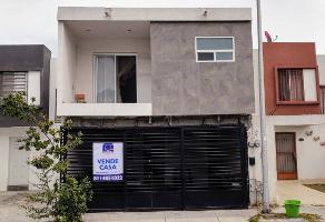 Foto de casa en venta en escarcha , las estaciones, monterrey, nuevo león, 14038353 No. 01