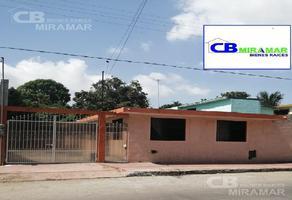 Foto de casa en venta en  , esfuerzo obrero, tampico, tamaulipas, 16272097 No. 01