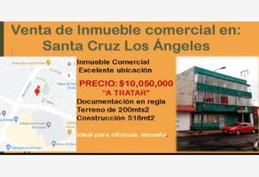 Foto de edificio en venta en esmeralda 2910, santa cruz los angeles, puebla, puebla, 0 No. 01
