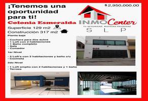 Foto de casa en venta en  , esmeralda, san luis potosí, san luis potosí, 0 No. 01