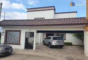 Foto de casa en venta en  , español, durango, durango, 0 No. 01