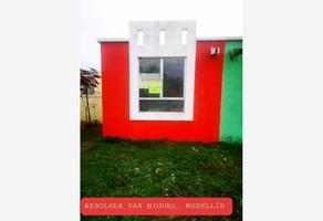 Foto de casa en venta en esperanza 35, arboleda san miguel, medellín, veracruz de ignacio de la llave, 18807500 No. 01