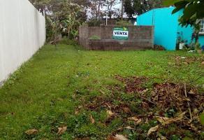 Foto de terreno habitacional en venta en  , esperanza azcón de acosta lagunes, coatzacoalcos, veracruz de ignacio de la llave, 11722812 No. 01