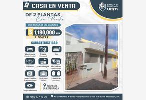 Foto de casa en venta en  , esperanza fovissste, mazatlán, sinaloa, 0 No. 01