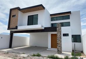 Foto de casa en venta en espino , las cabañas, saltillo, coahuila de zaragoza, 13806524 No. 01