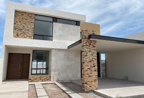 Foto de casa en venta en espino , las cabañas, saltillo, coahuila de zaragoza, 13806528 No. 01