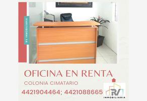 Foto de oficina en renta en espinosa , cimatario, querétaro, querétaro, 17038480 No. 01