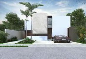 Foto de terreno habitacional en venta en esquina 21, calle 32, cholul 1 , merida centro, mérida, yucatán, 0 No. 01