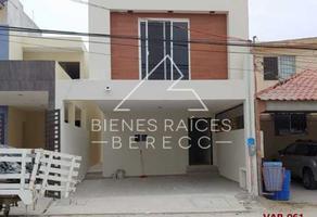 Foto de casa en venta en estadio , estadio, ciudad madero, tamaulipas, 16190267 No. 01