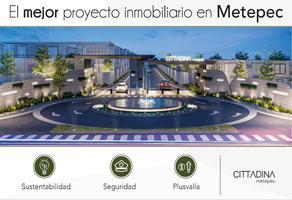 Foto de terreno habitacional en venta en estado de mexico 1000, metepec centro, metepec, méxico, 0 No. 01