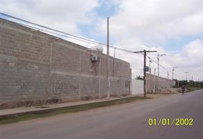 Foto de nave industrial en venta en  , estanzuela, mexquitic de carmona, san luis potosí, 12818432 No. 01