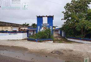 Foto de terreno habitacional en venta en  , estero del pantano, cosoleacaque, veracruz de ignacio de la llave, 9196329 No. 01