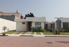 Foto de casa en venta en eucalipto 2, casa blanca, metepec, méxico, 0 No. 01