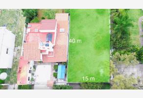 Foto de terreno habitacional en venta en eucalipto oo, jurica, querétaro, querétaro, 0 No. 01