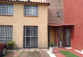 Foto de casa en venta en eucaliptos condominio 11 3, los portales, tultitlán, méxico, 0 No. 01