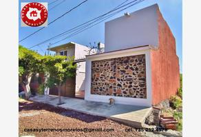 Foto de casa en venta en ex hacienda casasano 33, casasano, cuautla, morelos, 0 No. 01