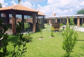 Foto de rancho en venta en ex hacienda gogorron 1, san luis potosí centro, san luis potosí, san luis potosí, 19389091 No. 01