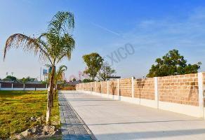 Foto de terreno habitacional en venta en  , ex-hacienda concepción morillotla, san andrés cholula, puebla, 10178998 No. 01