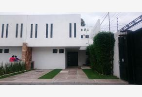 Foto de casa en renta en  , ex-hacienda la carcaña, san pedro cholula, puebla, 5999163 No. 01
