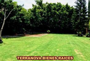 Foto de terreno habitacional en venta en  , extensión delicias, cuernavaca, morelos, 8696633 No. 01