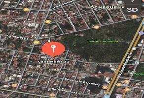 Foto de terreno habitacional en venta en  , extremadura insurgentes, benito juárez, df / cdmx, 17035285 No. 01